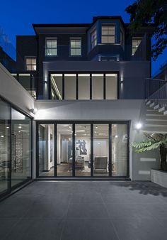 Addison Road by SHH /London, England