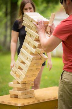 Wedding game | Backyard party