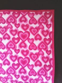 Cobertor Soft Pets Coração G 100x80cm