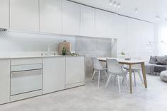 Dwell - A Bright Palette Makes This Bulgarian Apartment Feel Bigger Than Its 600 Square Feet