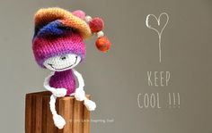 "Nouvelle collection ""lucky charm dolls"" - Little Inspiring Soul : l'atelier de l'inspiration et du crochet"