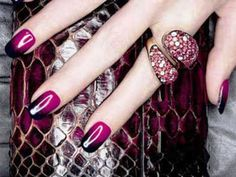 37 Cute Nail Art Designs  Love this look?  Get it at Bella Beauty College!  www.BellaBeautyCollege.com