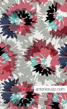 pattern, antonioruizz.com