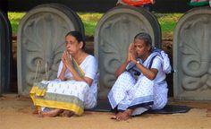 Czyli o lankijskim buddyzmie słów kilka