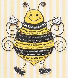 Bee Attitude                                                                                                                                                                                 More