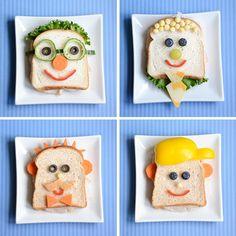 DAD sandwiches