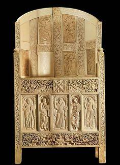 ivory throne of maximian - Hledat Googlem