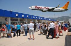 Private Transfer from Alanya to Gazipasa Airport GZP  			Save your time and make your stay in Alanya more comfortable by choosing a private one-way transfer to Gazipasa airport. Good value for money, air-conditioned vehicles, professional drivers, safe ride. 					Worry-free private airport transfer from the hotel in Alanya center, Okurcalar, Avsallar, Türkler, Konakli, Oba, Mahmutlar, Tosmur, Kargicak, Utopia World or Gold City to Gazipasa airport. Just provide your hotel name...