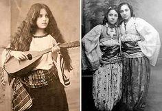 Hace 100 Años así Lucían los Jóvenes de Varias Partes del Mundo ¡Muy Diferente a los de Ahora!