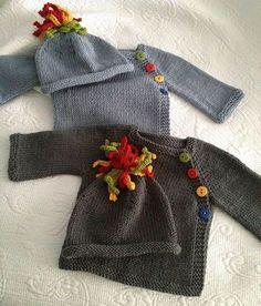 Puerperium Cardigan - Free Pattern #CrochetCardigan