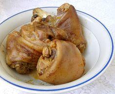 W Mojej Kuchni Lubię.. : szybkowar-golonki kruche, smaczne z papryką wędzon...