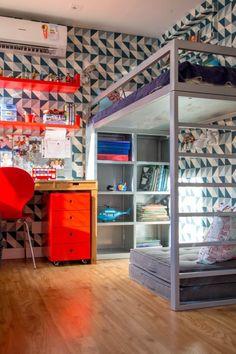 Fez, Boy Room, Kitchen Gadgets, Bunk Beds, Kids Boys, Sweet Home, Interior Design, House, Furniture