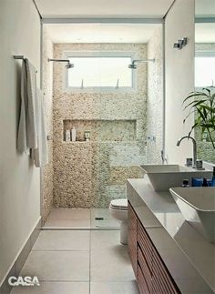 This Is How To Remodel Your Small Bathroom Efficiently, Inexpensively Bathroom Design Small, Bathroom Layout, Simple Bathroom, Bathroom Interior Design, Bathroom Modern, Small Bathrooms, Budget Bathroom, Laundry In Bathroom, Bathroom Renovations