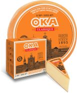 OKA Classique - PlaisirsetFromages.ca Makes great grilled cheese sandwiches!