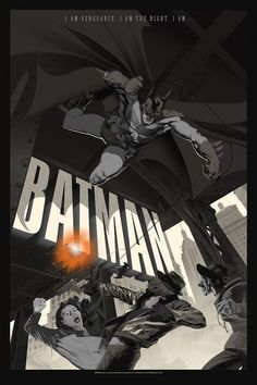 Stan & Vince – Batman for French Paper Gallery & Geek-Art – On Sale Info