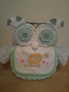 unisex nappy owl