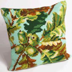 Collection D/'Art Cross Stitch Cushion Kit Joy CD5134