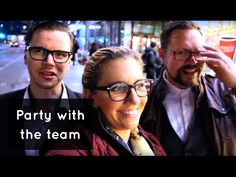 Vlog Party with team Entrepreneurship, Branding, Cabin, Goals, This Or That Questions, Videos, Party, Youtube, Brand Management