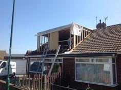 loft conversion dormer with french doors - Google Search