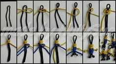 Paracord Minion Tutorial by Holly van Sue