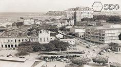 Praça Oswaldo Cruz. Acervo: Nonato Oliveira.