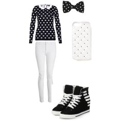 """""""regular day"""" by jsf2004 on Polyvore"""