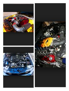Intake cover/Radiator Cover Paint Ideas