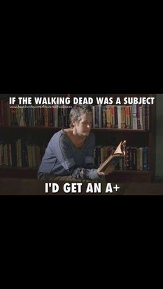 The walking dead // A+