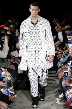 See the complete KTZ Spring 2018 Menswear collection.