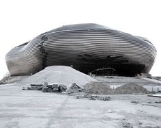 MAD architects/ordos museum
