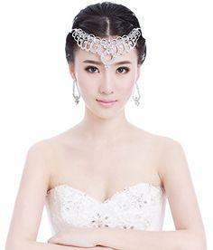 Jesming® Silver Color Aurora Rhinestone Necklace Dangle Earrings Jewelry Set JESMING http://www.amazon.com/dp/B01361NWLS/ref=cm_sw_r_pi_dp_pPc4vb1C1NJ9E