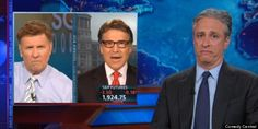 Jon Stewart DESTROYS Texas GOP Over Gay Conversion Therapy