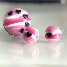 Parure color Bubble Gum