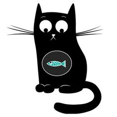 Fishy Cat now featured on Fab.