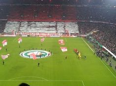 DFB-Pokal in München 2013 #FCB #BVB