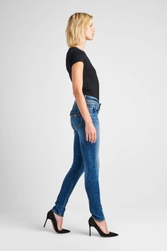 603d008e9ce Hudson Jeans Collin Midrise Skinny Jean - Maxson 29 Hudson Jeans, Super  Skinny, Stretch