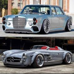 Exotic Sports Cars, Classic Sports Cars, Classic Cars, Mercedes Benz Coupe, Mercedes Maybach, Defender Car, Cool Old Cars, Classic Mercedes, Weird Cars