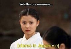 Glad There Were Subtitles
