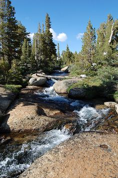 Vogelsang High Sierra Camp, Tuolumne Meadows, Yosemite National Park, California by The Cox Clan