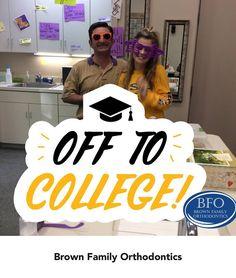 Sonni is off to LSU!!!! Go tigers!!! #teeth #LSU #brownfamortho