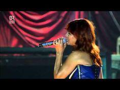 Andrea Berg - Abschluss-Medley - Aspach live