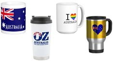 Aussie Mugs and Cups