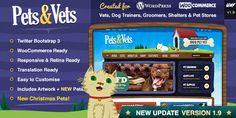Themeforest WordPress: Pets