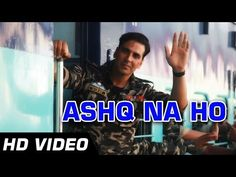 Ashq Na Ho - Holiday Official Video Song ft. Arijit Singh | Akshay Kumar, Sonakshi Sinha | HD 1080p