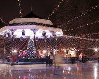 Winter Wonderland in Hyde Park  - Free (skating, shopping, food/drinks, lights, rides/games)