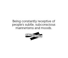 INFP- no wonder I'm always tense in a house full of people.