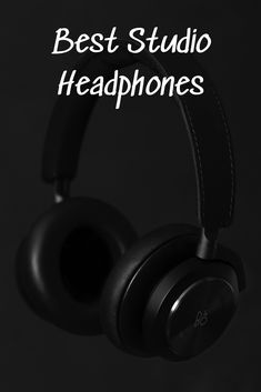 Listen to your beats and favorite songs with cool aesthetic wireless or cute noise cancelling headphones. Check the best studio headphones to complete your speakers and home music studios for under $100! Look who made to our list today! Noise Cancelling Headphones, Beats Headphones, Over Ear Headphones, Best Studio Headphones, Home Studio Music, Audio In, Recording Studio, Good Music, Music Studios