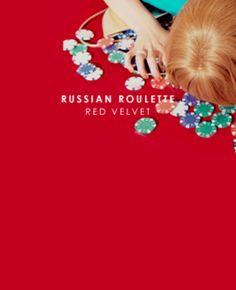 Red Velvet Russian Roulette Irene Seulgi Wendy Joy Yeri