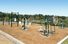 urban outdoor picnic shelters and adult fitness - Google Search