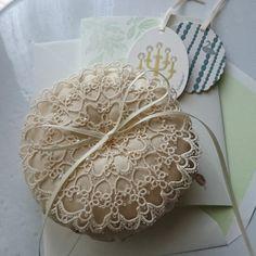 リングピロー#ブランボヌール#blancbonheur #タティングレース#tattinglace #オーダーメイドレース #ordermadelace #ウエディング #wedding#プレゼント#幸せのお手伝い